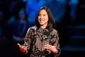 "Education and ""grit"" researcher Dr Angela Duckworth."