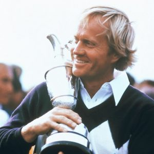 Jack Nicklaus - managed his mental imagery to improve his performance.