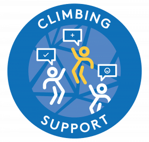Leadership - Climbing Support