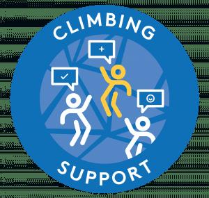 Leadership - Climbing Support